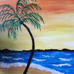 palmtreepainting