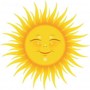 sunshine-vector-493377