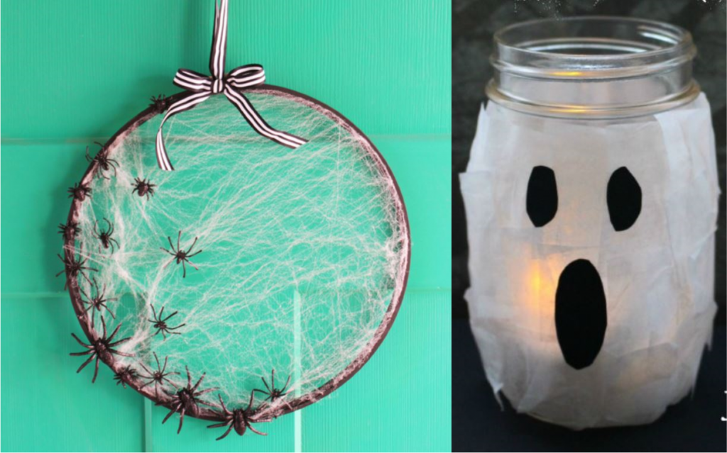 Halloween Crafts Picture