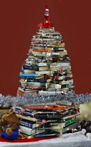 CHRISTMAS TREE BOOK PIC